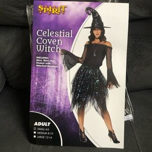 Size Small/Medium Celestial Witch costume!